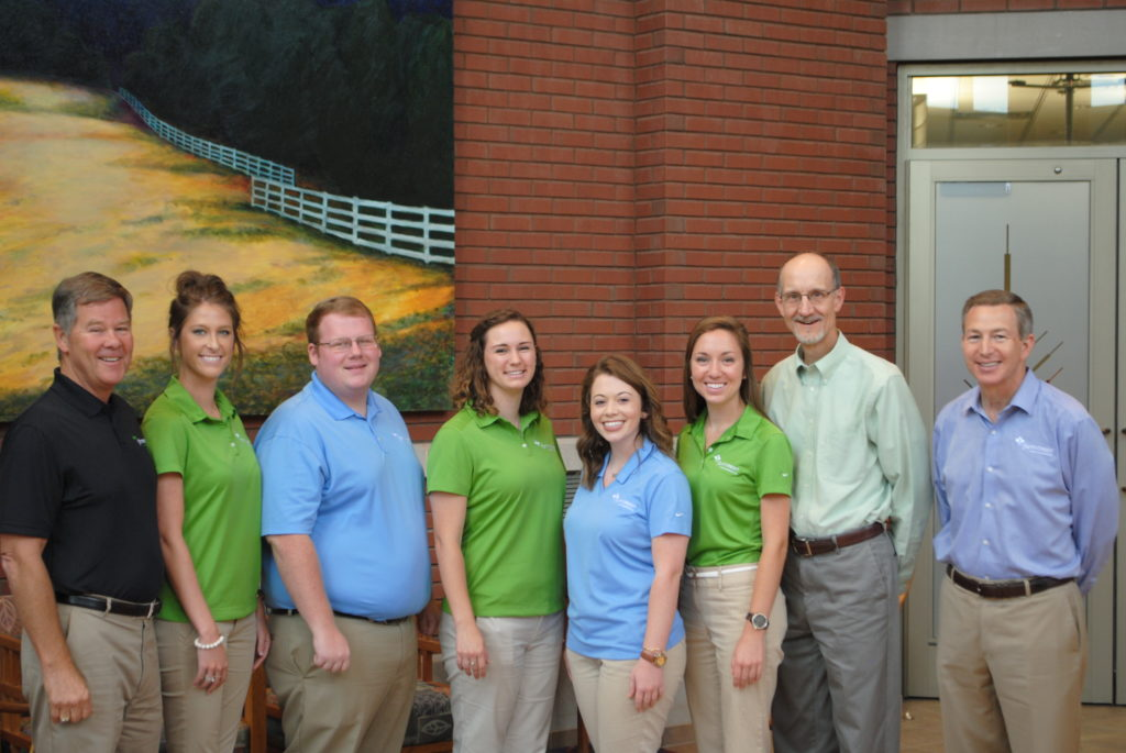 2017 Farm Credit Scholars interns