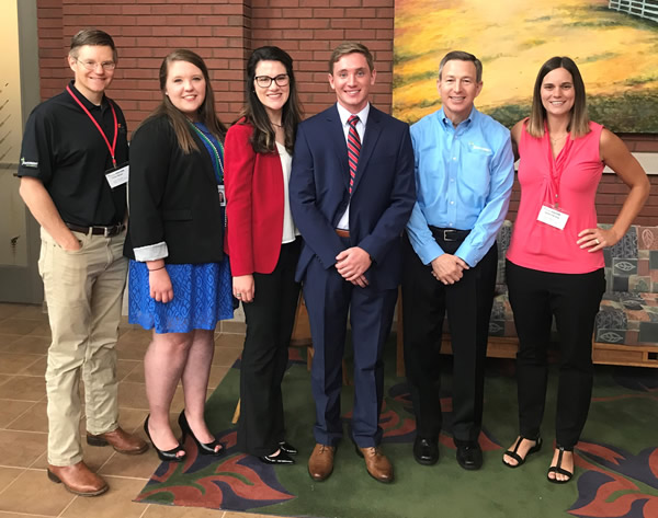 2019 Farm Credit Scholar Interns