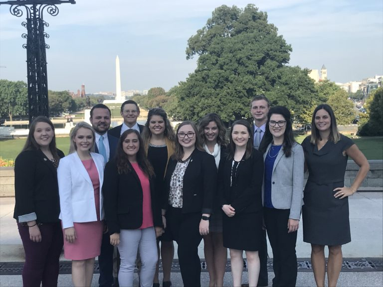 Farm Credit Scholars in Washington DC