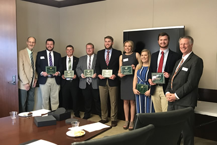 2019 Graduating Farm Credit Scholars