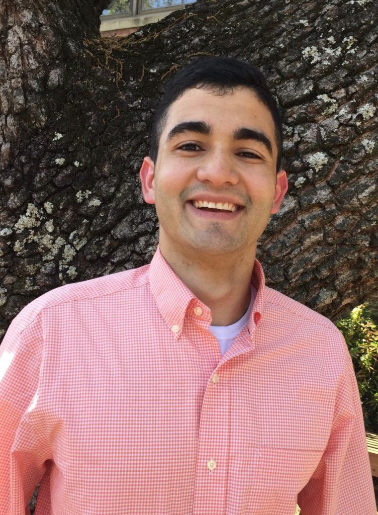 Headshot of Ben Cruz.