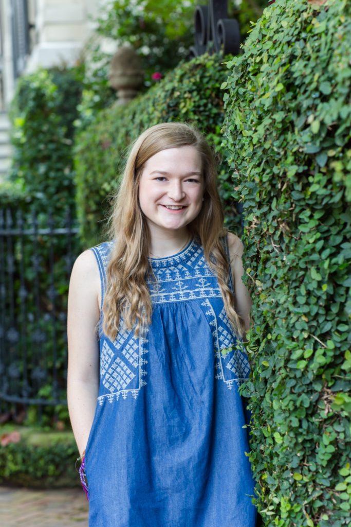 Headshot picture of Farm Credit Scholar, Caroline Brooks.