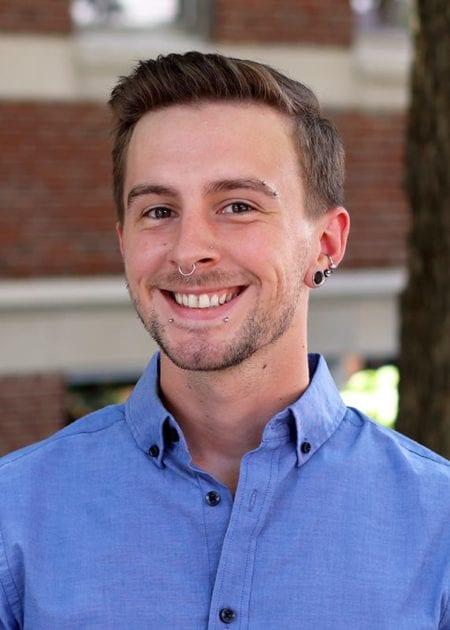 Animal Science advisor Jeremy Mobley.